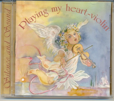 Купить диск Playing my heart-violin